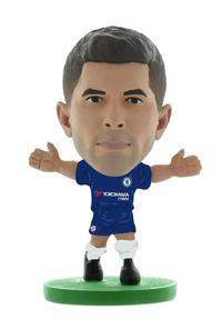 Soccerstarz - Chelsea Christian Pulisic - Home Kit (2020 version) Figure - Cover