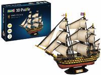 Revell - HMS Victory 3D Puzzle (189 Pieces)