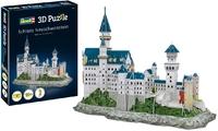 Revell - Neuschwanstein Castle 3D Puzzle (121 Pieces)