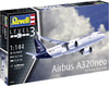 "Revell - 1/144 - Airbus A320 Neo Lufthansa ""New Livery"" (Plastic Model Kit)"