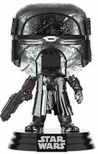 Funko Pop! Star Wars - Rise of Skywalker - Knight of Ren Blaster (Hematite Chrome) - Cover