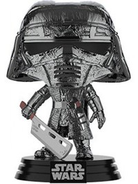 Funko Pop! Star Wars - Rise of Skywalker - Knight of Ren Blade (Hematite Chrome) - Cover