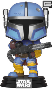 Funko Pop! Star Wars - The Mandalorian - Heavy Infantry Mandalorian - Cover
