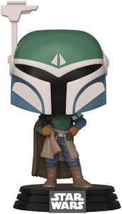 Funko Pop! Star Wars - The Mandalorian - Covert Mandalorian - Cover