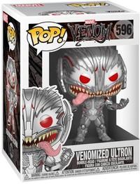 Funko Pop! Marvel - Marvel Venom - Venomised Ultron - Cover