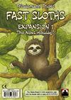 Fast Sloths - The Next Holiday! Expansion (Board Game)