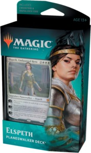 Magic: The Gathering - Theros: Beyond Death Planeswalker Deck - Elspeth (Trading Card Game) - Cover