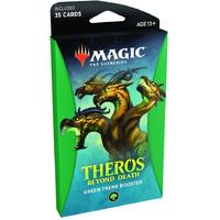Magic: The Gathering - Theros: Beyond Death Theme Booster - Green (Trading Card Game)