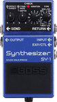 Boss SY-1 Electric Guitar Synthesizer Effects Pedal