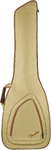 Fender FBT-610 Bass Guitar Padded Gig Bag (Tweed)