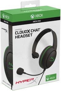 HyperX - Cloudx Chat Headset (Xbox One)
