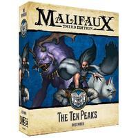Malifaux 3rd Edition - Arcanist: The Ten Peaks (Miniatures)
