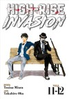 High-Rise Invasion - Tsuina Miura (Paperback)