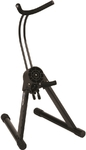 Quik Lok A-Frame Alto or Tenor Saxophone Stand (Black)
