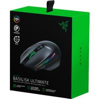 Razer - Basilisk Ultimate - Wireless Gaming Mouse with Charging Dock