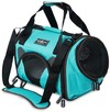 Dog's Life - Teddy Park Pet Carrier (Cyan)