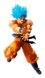 Tamashii Nations - Dragon Ball Super Saiyan God Ss Son Goku - Cover