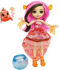 Enchantimals - Clarita Clownfish and Calle Doll - Cover