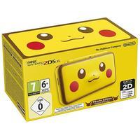NEW Nintendo 2DS XL Console - Pikachu Edition (EU) (3DS)