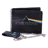 Pink Floyd - Dark Side of the Moon Embossed Wallet With Chain