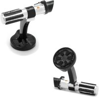 Star Wars - Darth Vader Lightsaber 3D Cufflinks - Cover