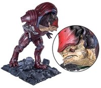 Mass Effect - Wrex 1:4 Scale Statue - Cover