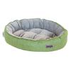 Rogz - Cuddle Oval Cat Pod - Green (Small)