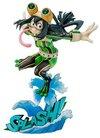 My Hero Academia - Tsuyu Asui Hero Suit Version Statue Cover