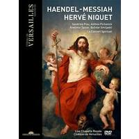 Handel / Niquet / Smiljanic - Messiah (Region 1 DVD)