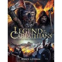 Legend of Carpathians (Region 1 DVD)