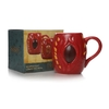 The Hobbit - Smaug Shaped Heat Change Mug (330ml)