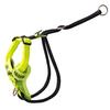 Rogz - Utility Medium 16mm Stop-Pull Harness, Dayglo (Medium)