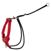 Rogz - Utility  20mm Stop-Pull Harness, Red (Large)