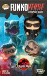 Funko Pop! Funkoverse Strategy Game - Jurassic Park Expandalone Game (Board Game)