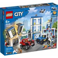 LEGO® City - Police Station (743 Pieces)