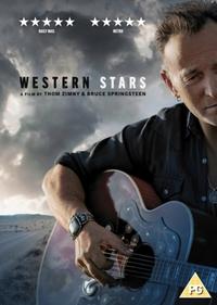 Bruce Springsteen - Western Stars (DVD) - Cover
