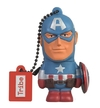 Tribe - Marvel: Captain America - 32GB USB Flash Drive
