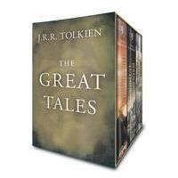 Great Tales of Middle-Earth Boxed Set - J. R. R. Tolkien (Hardcover)