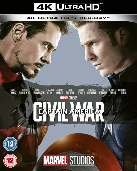 captain america civil war blu ray
