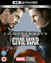 Captain America: Civil War (4K Ultra HD + Blu-Ray)