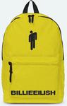 Billie Eilish - Bad Guy Classic Backpack - Yellow