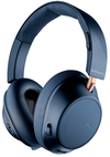 Plantronics BACKBEAT GO 810 Wireless Active Noise-Cancelling Headphones (Navy Blue)