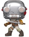Funko Pop! Games - Rage 2 - Immortal Shrouded Vinyl Figure