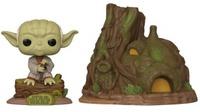 Funko Pop! Town - Star Wars - Yoda's Hut - Cover