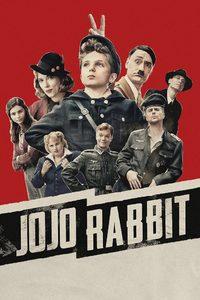 Jojo Rabbit (DVD) - Cover
