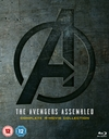 Avengers Assembled: 4 Movie Collection (Blu-Ray)