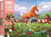 Hinkler - Horses Puzzle (100 Pieces)