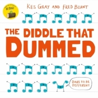 Diddle That Dummed - Kes Gray (Hardback) - Cover