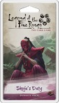 Legend of the Five Rings: The Card Game - Shoju's Duty Dynasty Pack (Card Game)