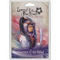 Legend of the Five Rings: The Card Game - Warriors of the Wind: Unicorn Clan Pack (Card Game)
